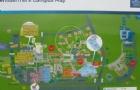 新西兰丰盛湾理工学院Windermere校区停车场介绍一下?