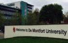 立思辰留学360英国部首席顾问钱梅群老师访问英国德蒙福特大学