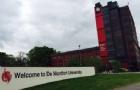 立思辰留学360英国部首席顾问闻婕老师访问英国德蒙福特大学及优势专业简析