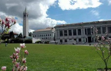 加州大学伯克利分校暑期课程(3周)