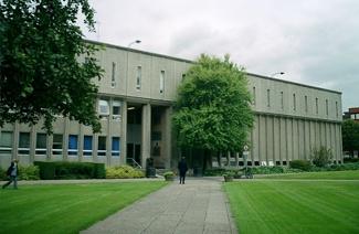 曼彻斯特建筑学院风光