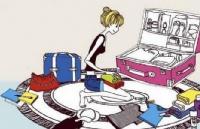 出国留学,你还缺少这份行李清单