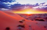 火红的太阳、鲜红的沙漠!――来感受澳洲辛普森沙漠的魅力