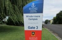 新西兰丰盛湾理工学院的目标是为学生们提供高等教育课程
