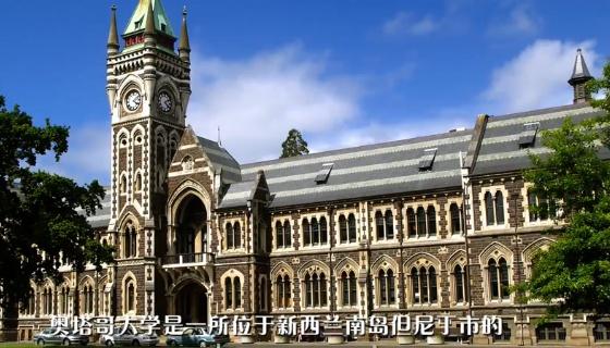 新西兰奥塔哥大学百科