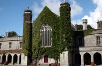2017爱尔兰国立高威大学本科入学要求