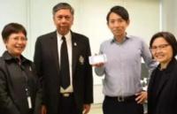 """在泰国工作的看过来!泰国工作证将启用电子工作证,取代""""小蓝本"""""""
