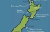 干货:新西兰留学大学排名及热门专业排名介绍