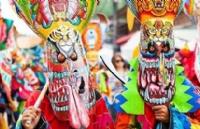 """神秘的泰北鬼节!!在泰国黎府有一个关于""""鬼""""的传说。。。"""