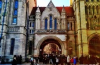 恭喜勤奋努力的马同学入读曼彻斯特大学