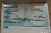 加拿大拒签经历,经过立思辰留学360老师精心指导顺利获得新西兰签证!