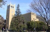 恭喜邹同学顺利进入日本早稻田大学就读