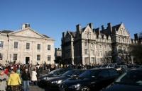 爱尔兰留学 都柏林大学圣三一学院入学条件介绍
