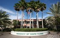 美国南佛罗里达大学获得荣誉有哪些?