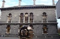 爱尔兰留学:都柏林圣三一学院是世界著名教育中心