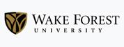 维克森林大学(Wake Forest University)
