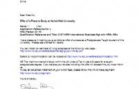 双非低分学生逆袭成功申请到英国名校