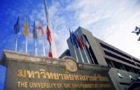 泰国商会大学专业分成多少类