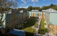 2018年英国兰卡斯特大学地理位置