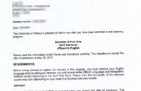 GPA80,雅思6分,成功申请加拿大名校offer
