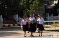 泰国高中生学什么