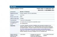 美国4次拒签成功申请莫纳什大学
