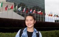 ACG高级中学优秀毕业生:梦想是去联合国工作