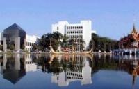 蓝康恒大学办学规模有多大啊