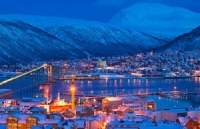 挪威旅游 去不一样的地方,看看那神秘莫测的极光!