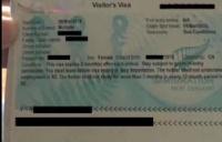 恭喜L同学妈妈获新西兰五年多次往返旅游签证!感谢L妈妈对我们的信任!