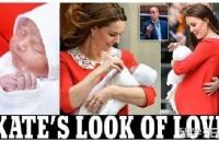 凯特王妃又生了!It's a boy!