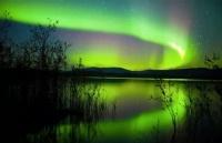 关于挪威的北极光