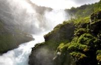 在挪威留学期间旅游