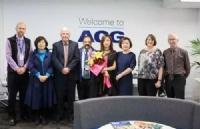 ACG奥克兰大学预科陈雅�E留学新西兰访谈感言分享