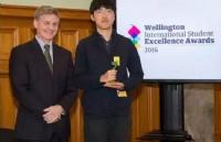 惠灵顿ACG Yoobee设计学院Ted Wang留学新西兰访谈分享