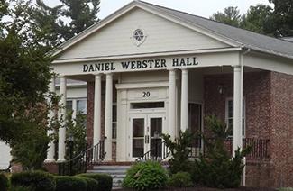 丹尼尔韦伯斯特学院