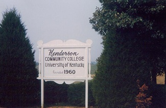 亨德森社区学院