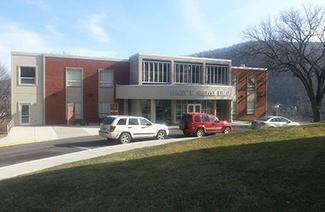 西弗吉尼亚大学波托马克州立学院