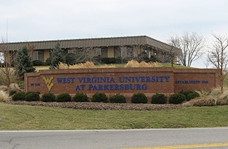 帕克斯堡西弗吉尼亚大学