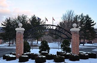 霜堡州立大学