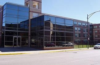 美国伊利诺伊视光学院