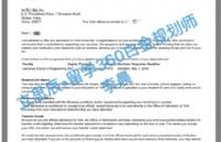 布鲁克大学会计专业毕业GPA mid B 成功申请申请本科二学位