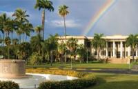 夏威夷大学排名