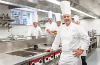 乔同学成功申请瑞士库林那美食艺术大学