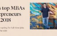 《金融时报》公布2018年全球最适合创业的MBA院校榜单!