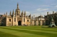 中介说我有了上剑桥的机会