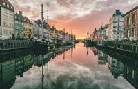 丹麦的哥本哈根市