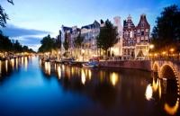 在荷兰留学期间打工