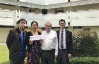 积极配合,认真对待,张同学成功获新加坡名校录取