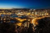 挪威的城市奥斯陆